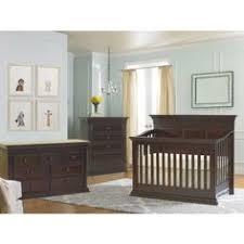 blue nursery furniture. Baby Chic Venice 3 Piece Nursery Set In Espresso Blue Furniture E