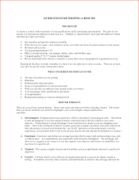 How Should A Cover Letter Look Like For A Resume
