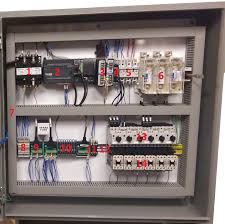 Identifying Industrial Control Panel Components