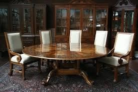 big round dining room table large dining room table woodworking plans
