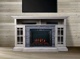 ivory electric fireplace boston loft