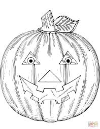 Small Picture Jack o lantern coloring page Free Printable Coloring Pages