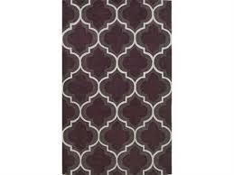 dalyn infinity rectangular plum area rug
