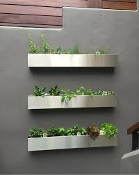 floating stainless steel hanging