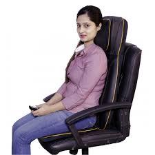 car seat back massager