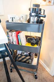 office coffee cart. Coffee Cart Conscience. Styling Our Downtown Phoenix Apartment Dash Of Daisy Office W