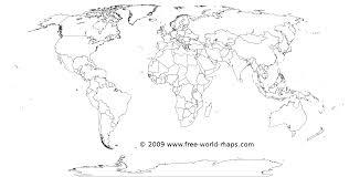 Black And White Map Of Earth Ivedi Preceptiv Co World Superb White