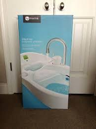 4moms bath tub infant bath tub new in box baby kids in