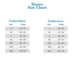 Hanes Boxers Size Chart Hanes 6 Pack Core Cotton Dyed Briefs Zappos Com