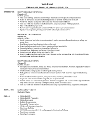 Download Ironworker Resume Sample as Image file