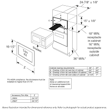 relatively standard wall oven cabinet dimensions imanisr com lt27