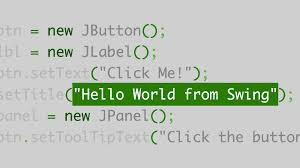 Java Swing Online Designer Learn Java With Swing