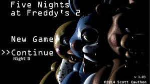 five nights at freddy s 2 apk modded