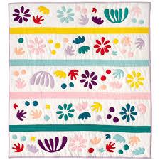 Bohemian Pattern Best Bohemian Garden Quilt Pattern Download Suzy Quilts