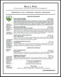 Volunteer Work Resume Example Listing Volunteer Work On Resume