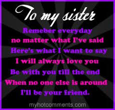 I Love You Sister Quotes Cool Download I Love My Sister Quotes Ryancowan Quotes