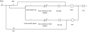 up down stop switch wiring diagram up image wiring 3 phase motor reversing delay and limit switches on up down stop switch wiring diagram