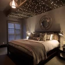 romantic master bedroom ideas. Bedroom. I Am Obsessed With This Lights-on-the-ceiling Idea! Romantic Master Bedroom Ideas