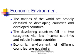 international marketing environment  international marketing environment 4