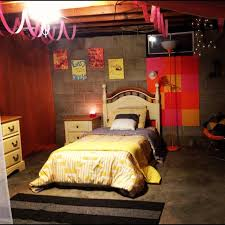 Basement Bedroom Ideas Glamorous Decorating A Basement Bedroom
