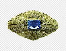 silver brooch earring marcasite