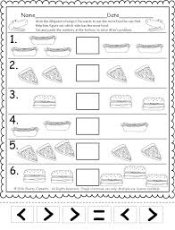 FREEBIE! (5 pages) Greater than - Less than - Equal to & more ...