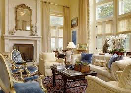 traditional living rooms designs. traditional living room with pleated linen drapery panels greek key trim made to order, rooms designs