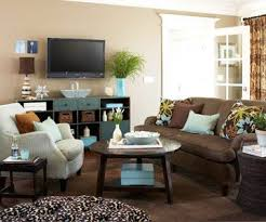 brown and blue living room. Brown And Blue Living Room Decorations Creative Ways With Color Pattern Traditional Chairs Rusti On