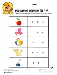 With a song for each letter of the alphabet and several review songs, learning the abcs has never been more simple or fun. Beginning Sounds Phonics Worksheet Phonic Letter Worksheets Beginningsounds Phpapp01 Phonic Letter Sounds Worksheets Worksheets Math Symbol For Integers Christmas Math Sheets Ks1 Funny Math S K5 Learning Grade 3 Multiplication Games To