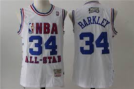 Throwback Jersey Barkley Charles 76ers