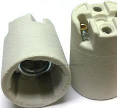 section 3h3 e12 e14 ses porcelain lamp holders