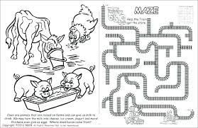 Dairy Products Coloring Pages Colouring Product Cow And Calf Unique