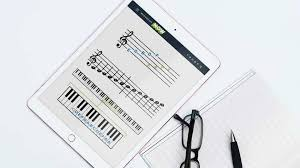 N, pl staffs, pl staffs or staves ( steɪvz) 1. The 7 Letter Alphabet How To Name Music Notes Musicnotes Now