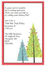 Breathtaking Christmas Party Invitation Wording Sample Holiday Party