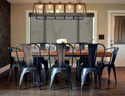 startling farm table with metal chairs farmhouse image of classic