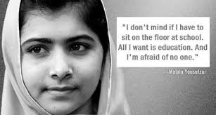 Malala Quotes Best Malala Yousafzai Blog Malala Yousafzai's Best Sayings Quotes