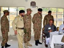 Armed Forces Officers Deployed At Polling Stations Given Magistrate
