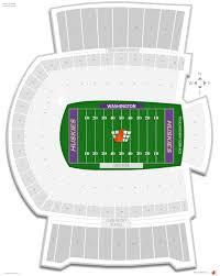 Doak Campbell Stadium Seating Chart Seat Numbers Husky Football Seating Chart Bedowntowndaytona Com