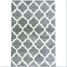 Black And White Moroccan Rug Cheap Unique Rug Target White Shag