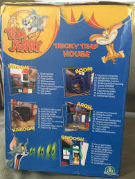 Tom Jerrys Tricky Traphouse 1818228122