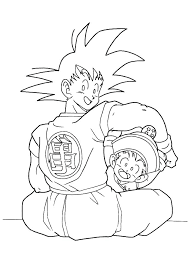 Dragon Ball Coloring Pages Pdf Coloring Pages Flowers Pdf – Coloring ...
