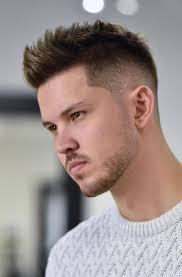 Handsome And Cool The Latest Mens Hairstyles For 2019