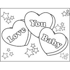 I love you graffiti on red brick wall. I Love You Baby Coloring Pages Heart Coloring Pages Love Coloring Pages Valentines Day Coloring Page