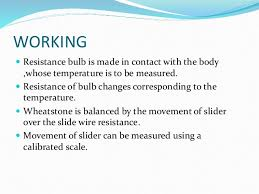 resistance thermometer circuit 7 disadvantages ï'— contact resistance
