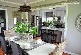 Jason's Kitchen and Dining Room and Our In Christ Alone Oversized ...