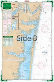Waterproof Charts Large Print Barnegat Bay