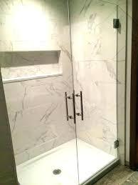 kohler corner shower base enclosures bases