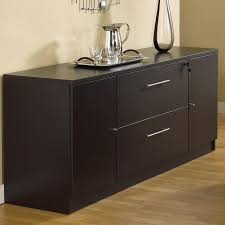 modern office credenza. Modern Office Credenzas 100 Series 3 Pc Set With Mobile Pedestal And Credenza In Home Remodel Ideas