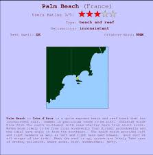 Palm Beach Surf Forecast And Surf Reports Mediterranean