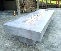 concrete garden table make concrete furniture how to make a round concrete table top tops for